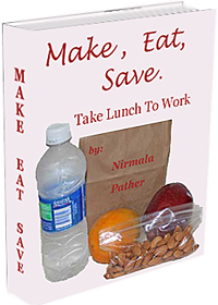 Make your own lunch book